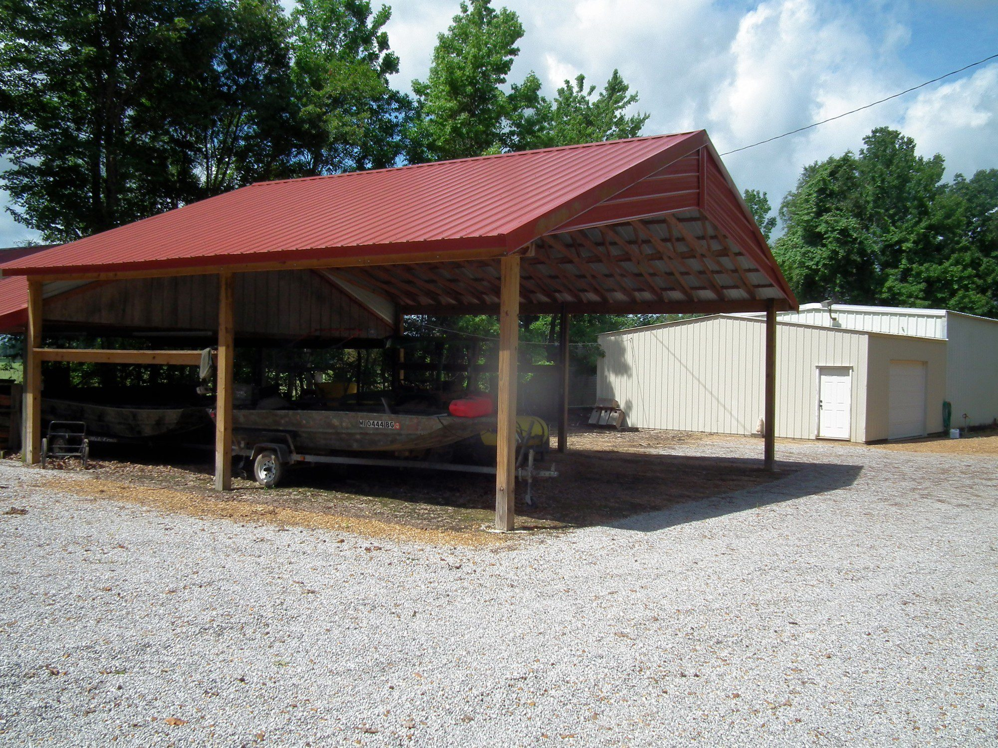 33 New Shed